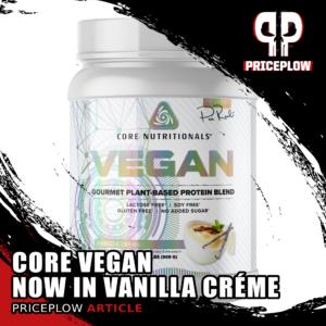 CORE Vegan Protein