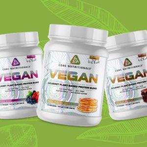 Core Vegan Stack