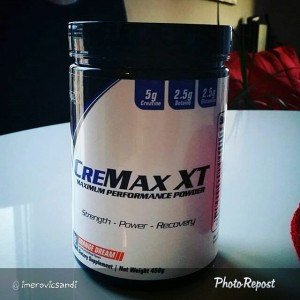 CreMax XT Close Up