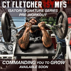 CT Fletcher ISYMFS Coming Soon