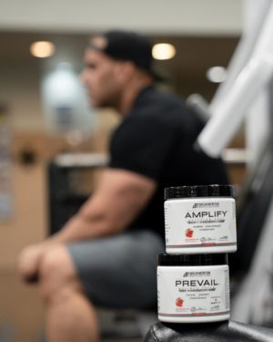 Cutler Nutrition Amplify Prevail