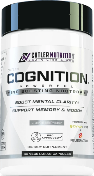 Cutler Nutrition Cognition