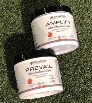 Cutler Nutrition Prevail Amplify