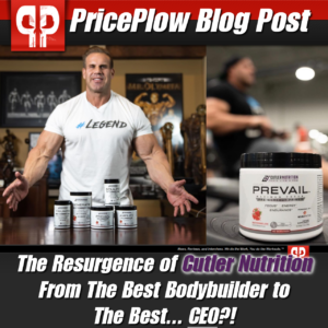 Cutler Nutrition PricePlow
