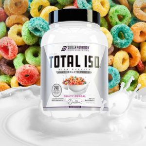 Cutler Nutrition Total ISO Fruity Cereal
