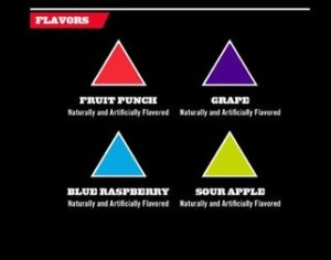Cytosport Monster Initiate Flavors