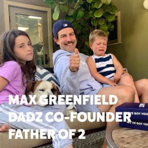 DADZ Max Greenfield