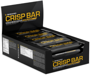 Dedicated Nutrition Crisp Bar Box