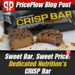 Dedicated Nutrition Crisp Bar Reviews