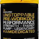 Dedicated Nutrition Unstoppable