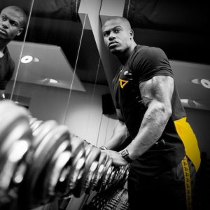 Dedicated Nutrition Unstoppable Simeon Panda