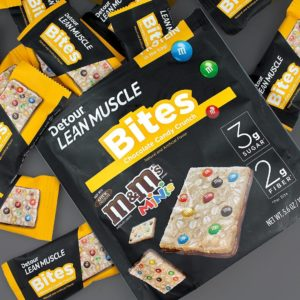 Detour Lean Muscle Bites M&M's