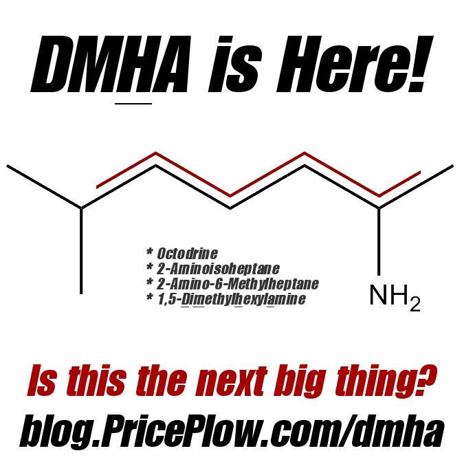 DMHA / 2-Aminoisoheptane / Octodrine: 2016's Stimulant