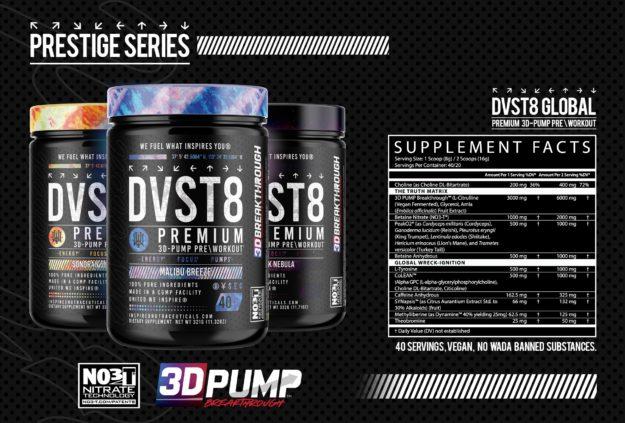 DVST8 3D PUMP