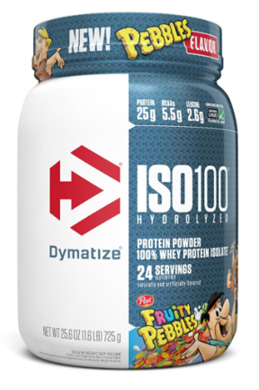 Dymatize Iso100 Fruity Pebbles