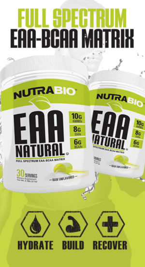 EAA Natural Hydrate Build Recover