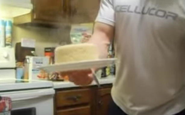 Easy Protein Cake Recipe by Cellucor's Chef Bob!