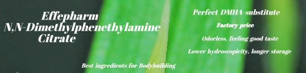 Effepharm N-Phenethyldimethylamine Citrate
