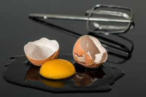 Egg Broken