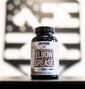 Elbow Grease Axe & Sledge