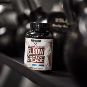 Elbow Grease Dumbbells