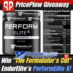 EndurElite PerformElite X: The Formulator's Cut