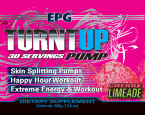 EPG Turnt Up: Looking to get crazy for a late evening workout or night with the crew?