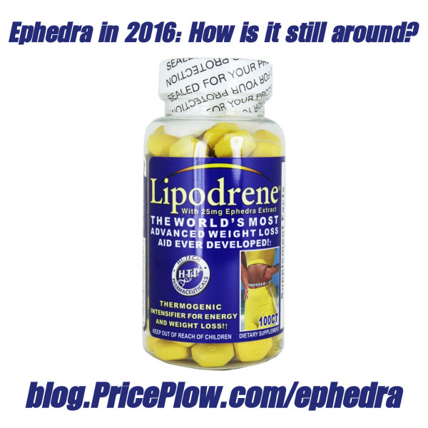 Ephedra Fat Burners in 2018: How are they still around?