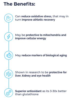 Ergothioneine Benefits