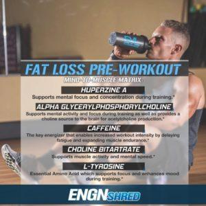 EVL ENGN Shred Pre Workout