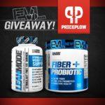 EVL Fiber Probiotic LeanMode Giveaway
