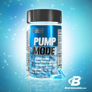 EVL Pump Mode Capsules