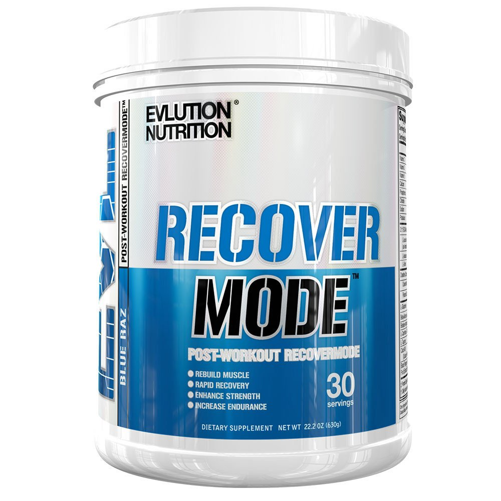 Evl Recovermode Is A Beasty Post Workout And Recovery Supplement That Packs In 10 Diffe Ings To Crush Soreness Support Muscle Growth