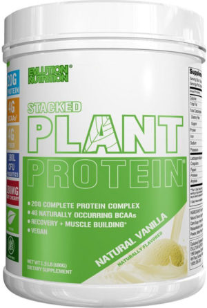 EVL Stacked Plant Protein