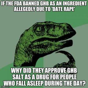 FDA GHB