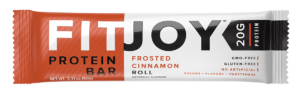 FitJoy Frosted Cinnamon Roll
