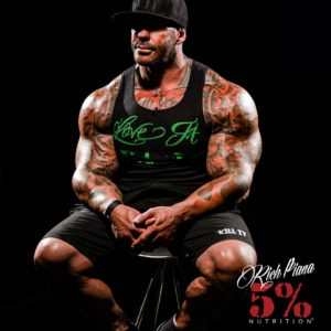 5% Nutrition Rich Piana