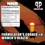 Formulator's Corner - Women's Health Supplement
