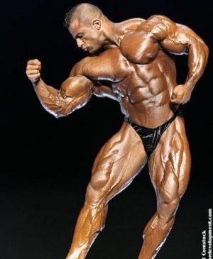 Fouad Abiad Bodybuilding