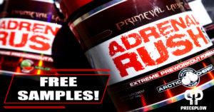 Free Samples of Primeval Labs