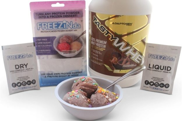 FREEZINda Adaptogen Tasty Whey