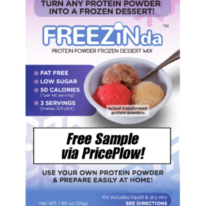 FREEZinda Free Sample