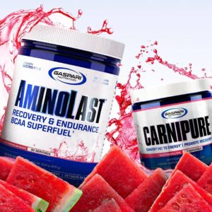 Gaspari AminoLast + Carnipure