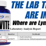 Gaspari Anavite Lab Test