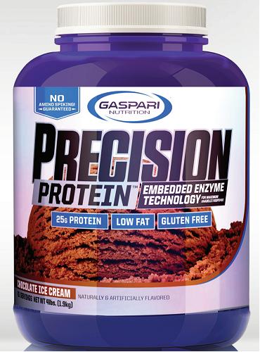 Gaspari Precision Protein: New Hydrolyzed Whey Protein Tech