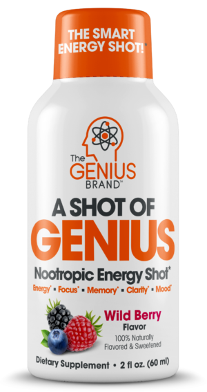 Genius Energy Shot