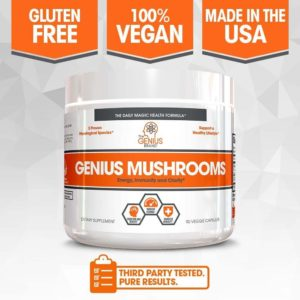Genius Mushrooms Tested