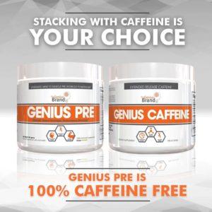 Genius Pre Caffeine