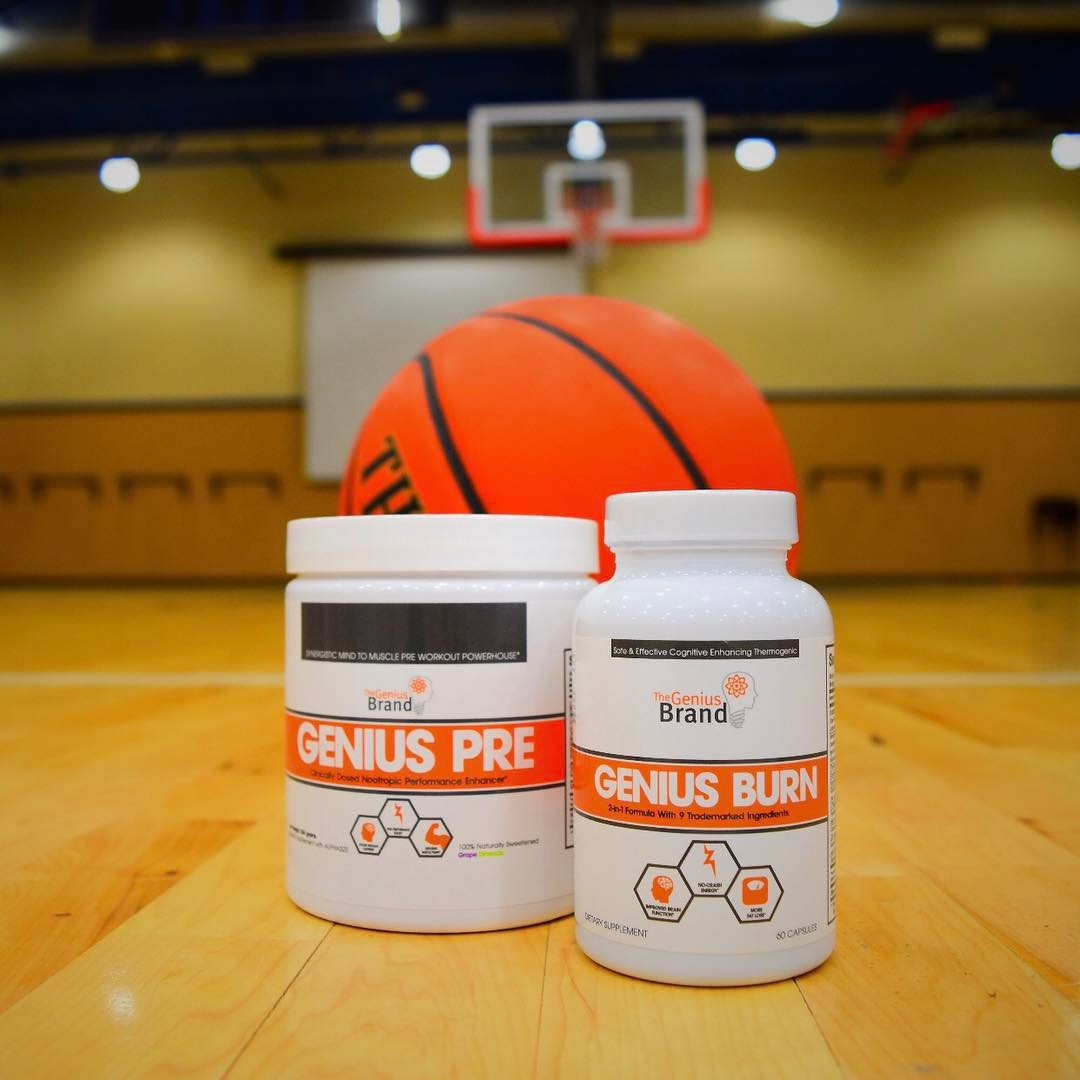 Genius PRE Workout: Train Smarter AND Harder