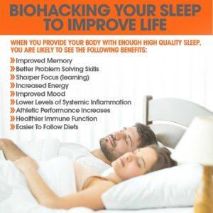 Genius Sleep Aid Biohacking